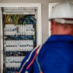Keep the heat in by using electrical panels in interior walls: